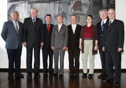 Gründungsmitglieder Bürgerstiftung Geislingen